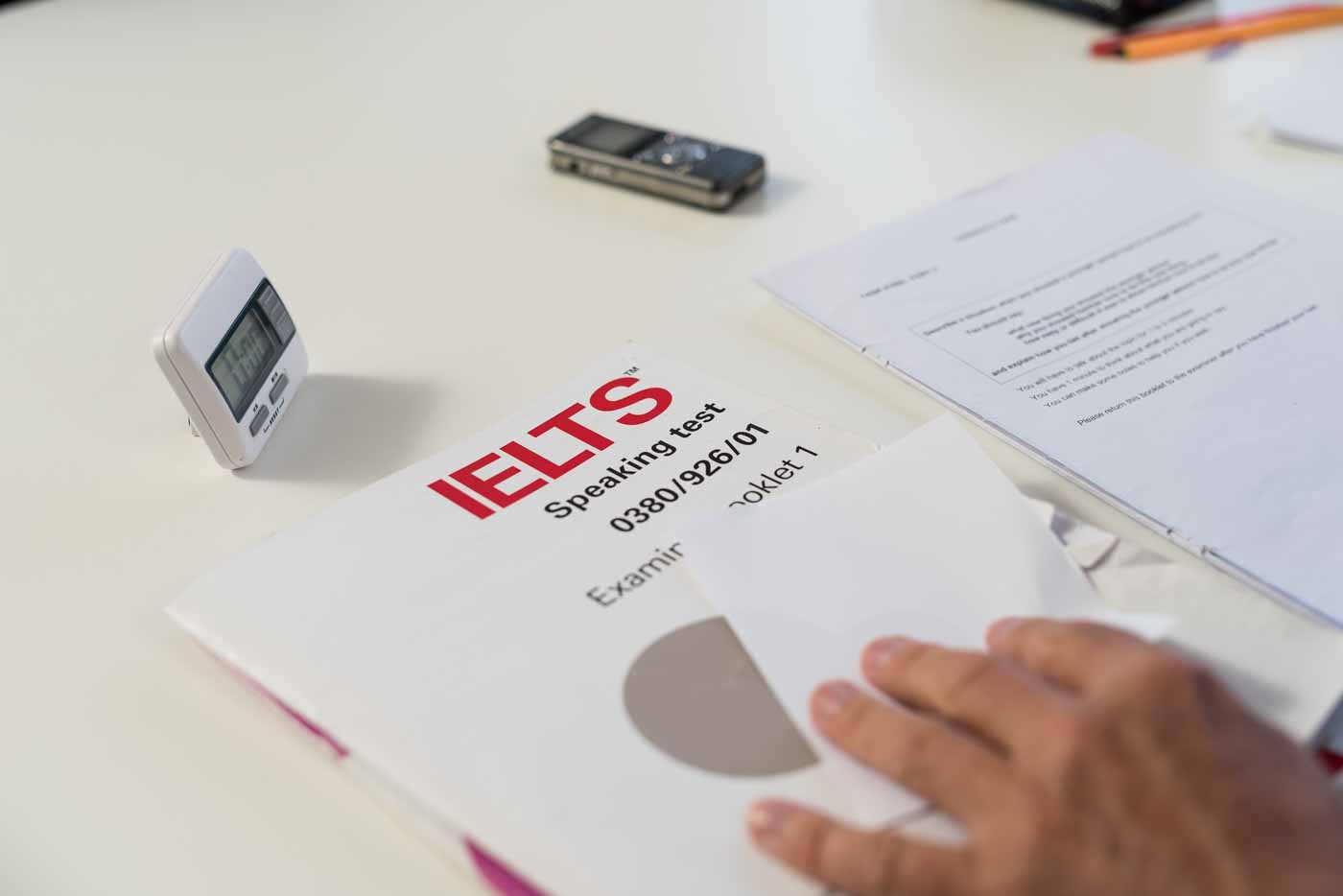 Most important aspects of the IELTS test