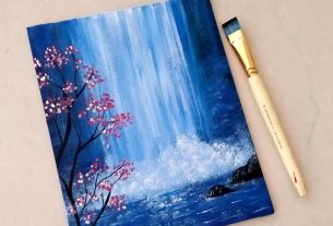 Canvas Painting For Beginners– How to bring your concept into canvas