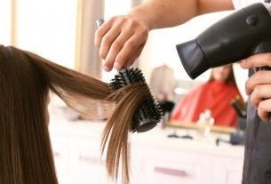 Visit a hair salon to look great